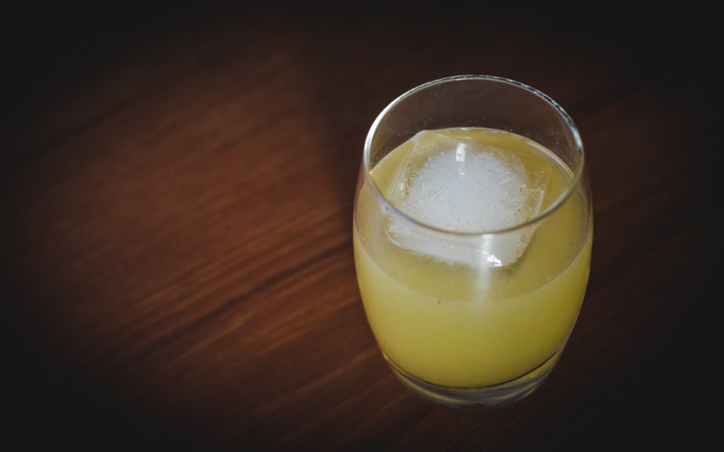 Cocktailopskrift Penicillin