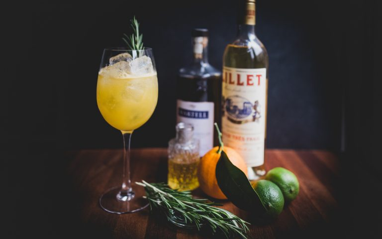 Cocktailopskrift Lillet Le Blanc