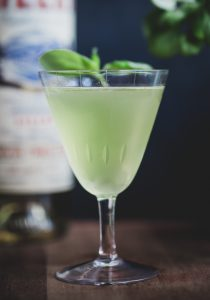 Cocktailopskrift Sweet Basil