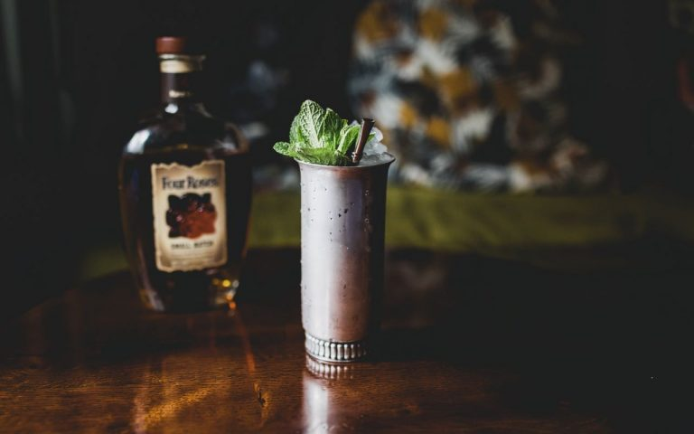 Cocktailopskrift Mint Julep